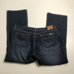 Levi Strauss Signature Low Rise Bootcut Jeans
